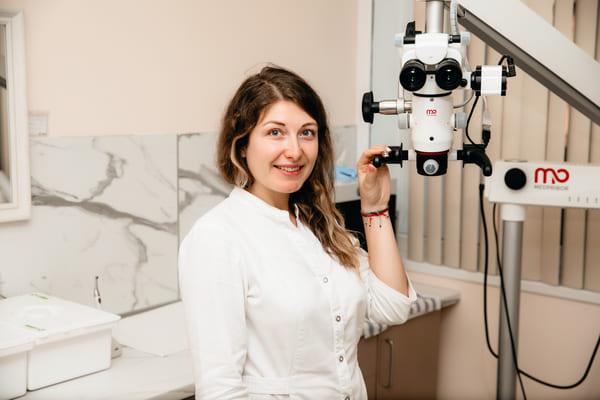 Cтоматологический микроскоп, 3D стоматологии