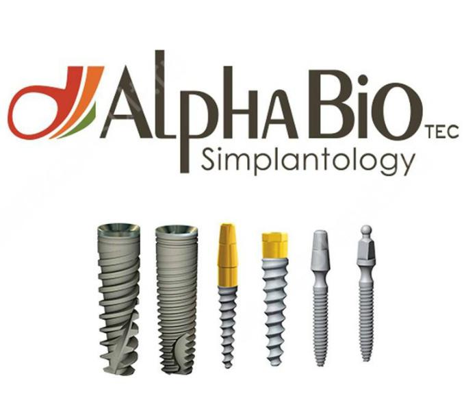 Alpha Bio Импланты
